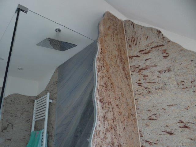 dusche decke aus sicht bidet - Dusche Naturstein Reinigen