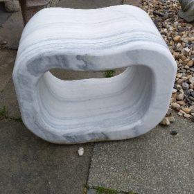Sitzhocker Tuerkischer Marmor
