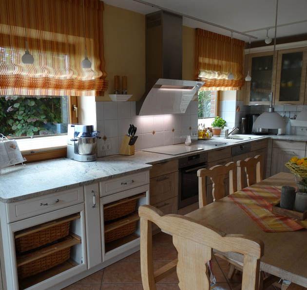 Naturstein-Küchenarbeitsplatte