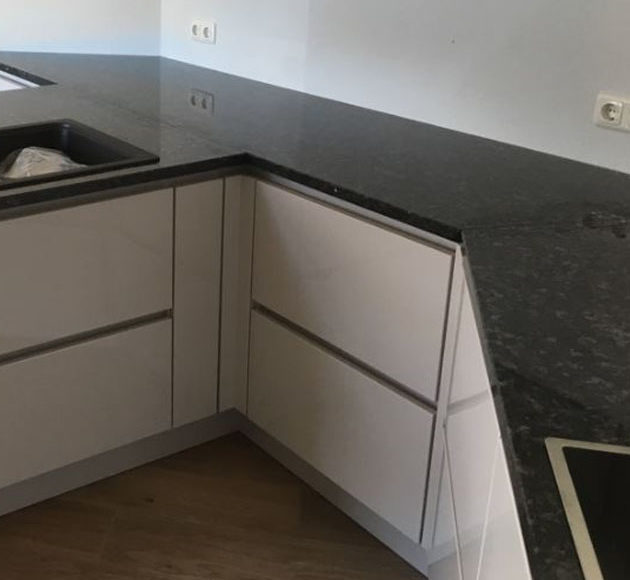 Labrador-Küche